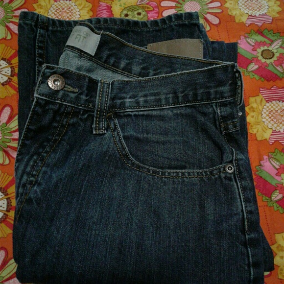 83d6e450 Wrangler Jeans | 32x33 Mens Black Relaxed | Poshmark